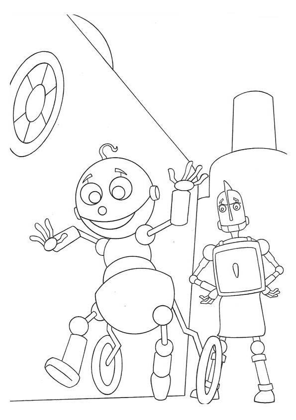 Kleurplaten Robots Afdrukken.Kleurplatenwereld Nl Gratis Robots Kleurplaten Downloaden En